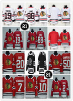 Homme Chicago Blackhawks 2019 Winter Classic 21 Chandails 19 Jonathan Toews 88 Patrick Kane Duncan Keith Crawford Saad DeBrincat 7 Brent