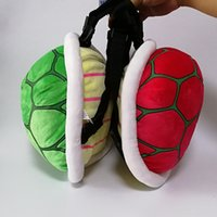 Hot Sale Super Mario Bros Koopa Troopa Shell Backpack Plush ...