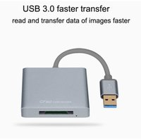 CFast 2. 0 USB3. 0 Card Reader Adapter 500MB s High Speed CFas...