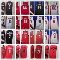 Cheap Wholesale Stitched Jerseys Top Quality New Mens Red Wh...