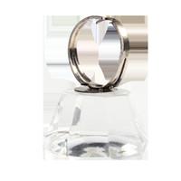 Одноразовая Алмазный татуировки кольцо цвет чашки Инструменты Косметики Бровь кольцо цвет чашки привиты ресниц клей кристалл лоток