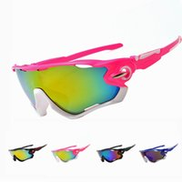 UV400 Cycling Glasses Men Women Outdoor Sport MTB Bicycle Gl...