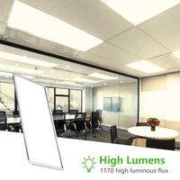 Duża Panel Light Nature White 220 V 12W LED Oświetlenie Sufitowa Wisząca Lampa do Office School and Home Decoration