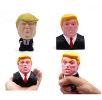 Donald Trump Stress Squeeze Ball Jumbo Squishy Toy Cool Nove...
