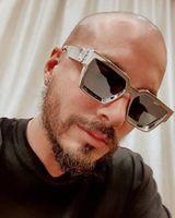 2020 년 새로운 백만장자 선글라스 Z1165W 전체 프레임을 빈티지 디자이너 1.1 선글라스 남자를 위해 반짝 골드 로고 뜨거운 판매 금 도금 최고 Z1165W