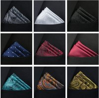 Men' s Fashion Pocket Towel High Quality and Diverse Des...