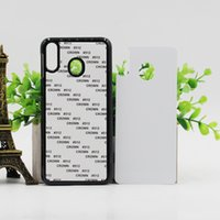 20P DIY Samsung S10 PLUS S10E M10 M20 J4 J6 A7 2018 A750 A9 COVER PC Sublimation Heat Press 2D Case Galaxy For Gucjp