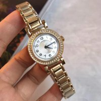Fashion ladies watch m dison series diamond mini size stainl...