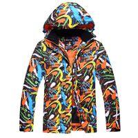 브랜드 맨 스키 재킷 방수 자켓 windproof 스노우 보드 재킷 캠핑 및 겨울 스포츠 크기의 남자를위한 하이킹 S-XL