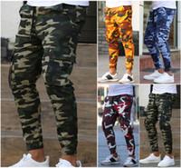 Pantalon tactique chez le mâle Pantalon Casual Taille Plus coton bouffante Pocket Style militaire de camouflage Armée Pantalons pour hommes
