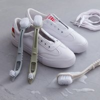 Shoe Cleaning Brush Multifunction Shoes Brush Double- end Sho...