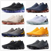 2019 Moc 2 Releasing Mens senza lacci Multicolor Triple Nero Scarpe quotidiani donna casual scarpe da tennis Sport Trainers Racer 36-45