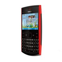 تم تجديده الأصل نوكيا X2-01 2.4inch كاميرا الهاتف المحمول GSM WCDMA الهاتف مقفلة الهاتف المحمول 1320mAh بطارية MP3 مع صندوق البيع بالتجزئة