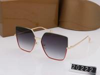 2019 New Women Sunglasses fashion Luxury Aviator- Style Sungl...