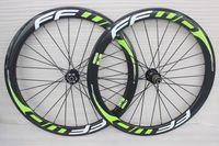 디스크 브레이크 도로 자전거 바퀴 폭 700C 탄소 바퀴 디스크 브레이크 50mm 클린 처 자전거 도로 디스크 탄소 휠 25mm