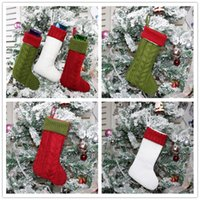 High Quality Christmas Stockings Gifts Bag Christmas Tree Or...