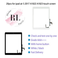20PCS New 2017 A1822 A1823 touch screen for iPad 5th Generat...