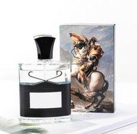 كريد أفينتوس العطور للرجال 120 مل مع وقت طويل الأمد نوعية جيدة عالية الذكور العطر التعرفية الرجال parfum cz164