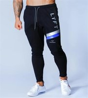 Giappone Regno Unito Pocket Zipper Sport Running Uomo jogging Bodybuilding Trackpants pantaloni della tuta da jogging Gym Training Pants