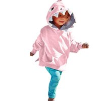 good quality Baby Clothes Winter hoodies Toddler Baby Kids B...