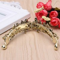 Women Banana Hair Clip Hairpin Claw Holder Butterfly Resin 1...