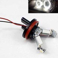 Bombilla 12W LED Angel Eyes Marcador Luz ultra brillante de la lámpara blanca de E82 E90 E60 E64 E70 E89