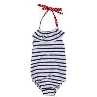 الأطفال ملابس السباحة للفتيات البوليستر الاطفال قطعة واحدة ملابس السباحة المايوه البيكيني شاطئ الحمالة الشريط ملابس سباحة k0307