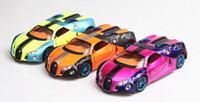 Weilong Super Sports Auto Modell Klang und Licht Zurückziehen Auto Junge Spielzeug Auto Ausländische Explosionen Fabrik Großhandel