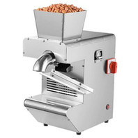 새로운 자동 올리브 오일 프레스 기계 콜드 핫 전기 너트 씨앗 오일 노루가 눌러 상업용 기계