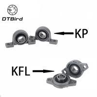KFL08 KP08 KFL000 KP000 KP001 KFL001 подшипника вала Поддержка Сферический роликовый цинковый сплав Установленный подшипник Подушка подшипниковые