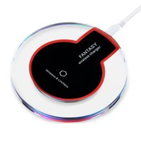Universal-Qi Wireless-Ladegerät Lade-Pad für iPhone 11 Pro Max Handy-Adapter-Dock-Station für iPhone X XS Max 8 Plus SAM S8