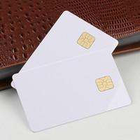 2000PCS / lot Contact Sle 4428 Smart Chip Blank IC Card Prise en charge de lecteur de carte ACR38U H1 avec livraison gratuite