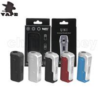 Yocan UNI Kit Starter Kits Vape Pen 510 Батарея 650mAh с Adujustable Корзина калибровочной Универсальный картридж Mod Электронной сигареты комплекты DHL бесплатно