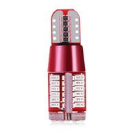 Bulbo da abóbada do estacionamento da cunha da lâmpada da luz do interior do carro do diodo emissor de luz de DC12V T10 57 3014 SMD