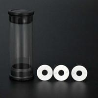 3шт / уп 13мм пончик керамический нагревательный Coil для Dtv4 Divine Trible Испаритель DIY Atomizer Ремонт Rebuild Замена воска Испаритель Coilless