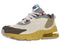 270s Travis Scott Reagire ENG Cactus Jack scarpa da tennis per gli uomini di Traveis Sneakers Mens Scott addestratori delle donne Running Shoes Scarpe da ginnastica da donna