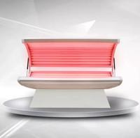 آلة العلاج الكولاجين / الضوء الأحمر النمل الشيخوخة / الجمال معدات العناية بالبشرة PDT السرير الأشعة تحت الحمراء ضوء العلاج بالضوء LED لصالون التجميل