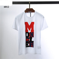 Summer Hot Funny T Shirt Men Casual O- neck Letter Print Tshi...