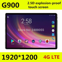 10. 1 inch Octa core tablet pc G900 2. 5D screen Android 8. 0 3...