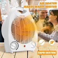 2000 Вт электрический тепловентилятор портативный электрический обогреватель мини три настройки нагрева воздуха отопление пространства зимой теплее вентилятор ЕС штекер