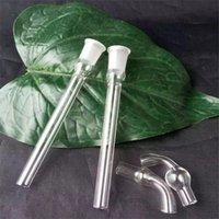 Cam Boru Petrol Kuyuları Dropper ile Sigara Mat dönüştürücü bonglar aksesuarları, Benzersiz Yağ Brülör Cam Bongs Boruları Su