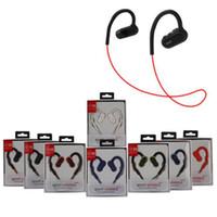 G15 bluetooth auriculares inalámbricos Deportes Running Auriculares Ear Hook Auriculares con micrófono para con caja al por menor