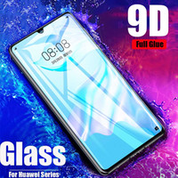 9D Full Glue Cover Glass Protector For Huawei P30 Protective...
