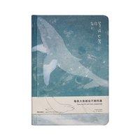 A5 Notebook linda con coloridas páginas de Kawaii Diario Diario de Oficina de la Escuela de papelería Pintura Sketchbook Cuadernos y Diario