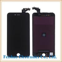 Yüksek Kaliteli LCD Ekran Dokunmatik Ekran Sayısallaştırıcı Meclisi Değiştirme iPhone 6 6s için parça Artı 7 8 Artı ücretsiz DHL