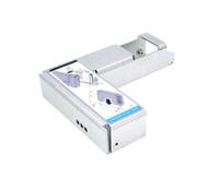 """3,5"""" a 2,5"""" adaptador para SAS / SATA bandeja Caddy F238F / G302D / X968D 9W8C4 Y004G para DELL"""