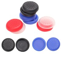 8 kleuren Analoge Controller TPU Duim Stick Grepen Cap Cover voor Sony Play Station PlayStation PS 4 PS4 Console Game Accessoires