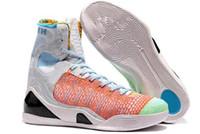 9 Elite High Top Top Athletic Scarpe per gli uomini in vendita Scarpe da basket alta Top Sneakers Sneakers Drop Shipping Yakuda Store