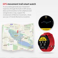 L1 الرياضة الذكية ووتش 2G LTE بلوتوث WIFI الذكية ساعة اليد Boold الضغط MTK2503 كاميرا يمكن ارتداؤها الأجهزة سوار للحصول على الروبوت دائرة الرقابة الداخلية فون