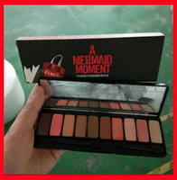 2019 new M cosmetics Eye Makeup A Mermaid Moment 10 Colors E...